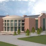 Fall 2019 opening scheduled for Integrated Engineering and Science Building