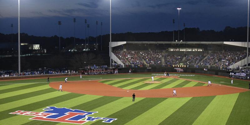Louisiana Tech Bulldog baseball