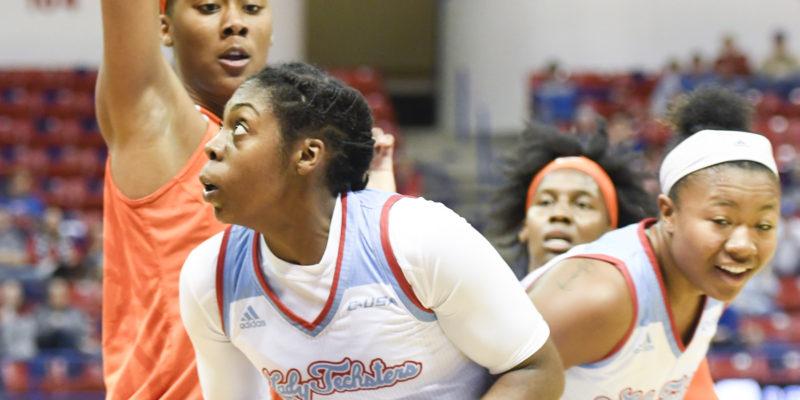 Lady Techsters Basketball vs Clemson