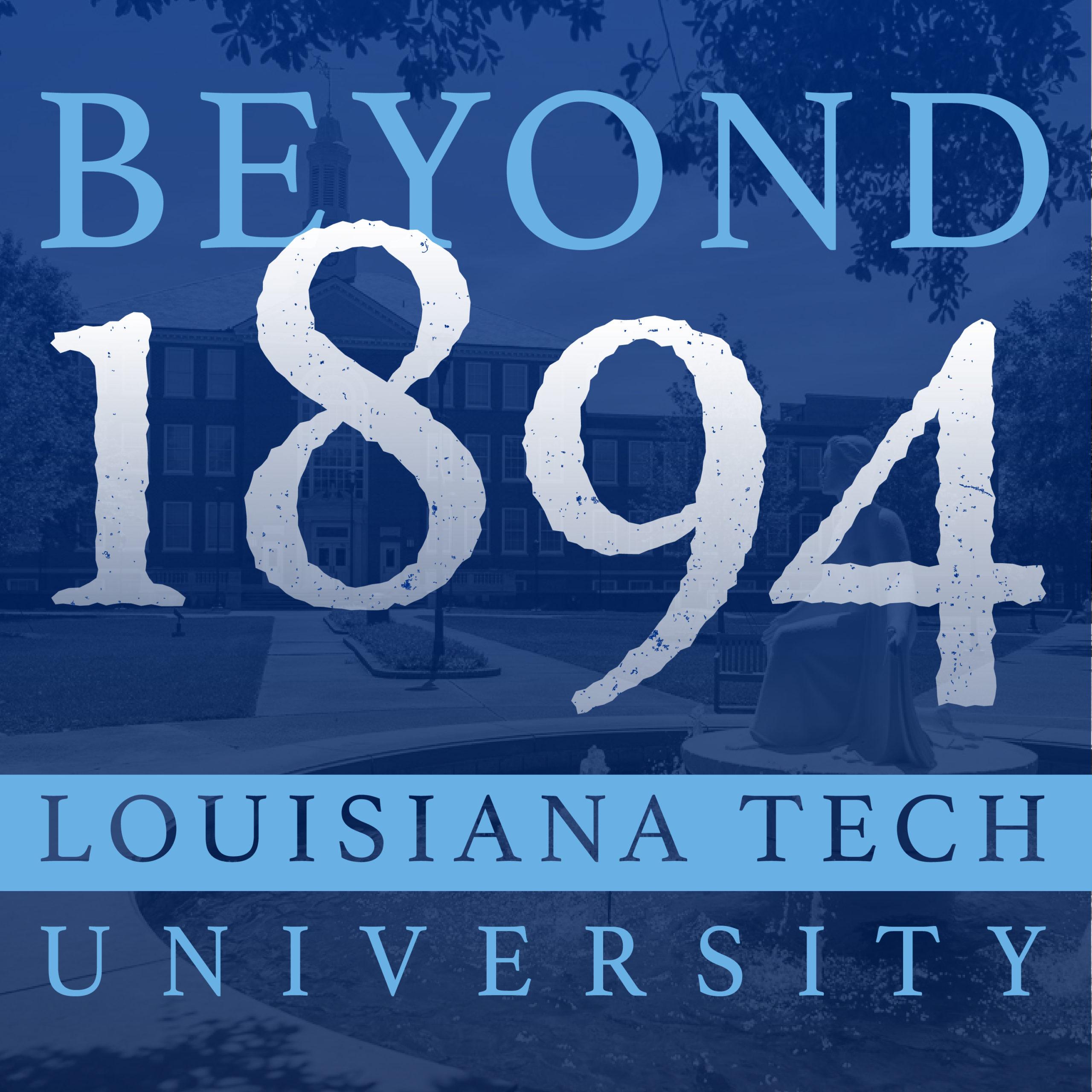 Beyond 1894