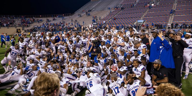 2019 Walk-On's Independence Bowl Champions