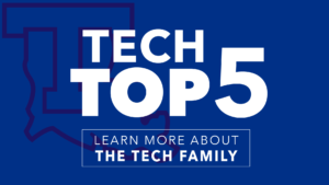 Tech Top 5 - learn more about the Tech family