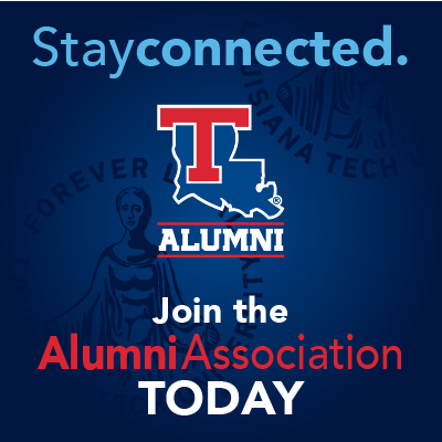 Stay connected. Join the Alumni Association today.