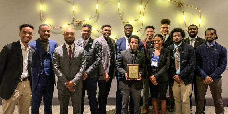 Louisiana Tech University's chapter of the National Society of Black Engineers (NSBE) won Most Outstanding Chapter in Louisiana at the 2019 Fall Regional Conference in St. Louis.