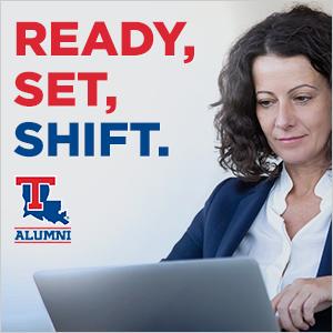 Ready, set, shift.