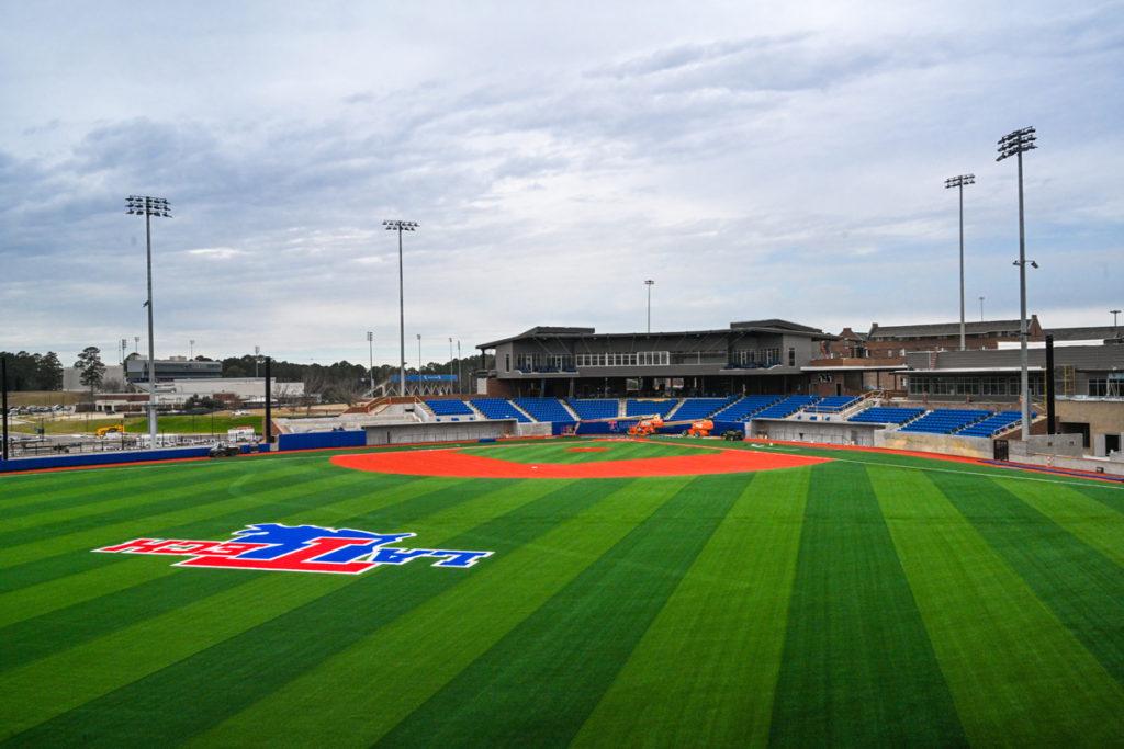 Origin Bank Baseball Complex at Pat Patterson Park
